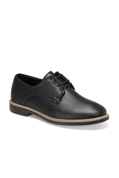 JJ-STILLER 2020.166 Siyah Erkek Klasik Ayakkabı 100571926