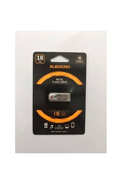 Subzero Sub Zero 16gb Usb Flash Bellek