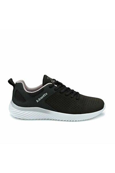 Kinetix Kadın Siyah Gri Günlük Sneakers Ayakkabı 0p Osan Pu 20w04osan