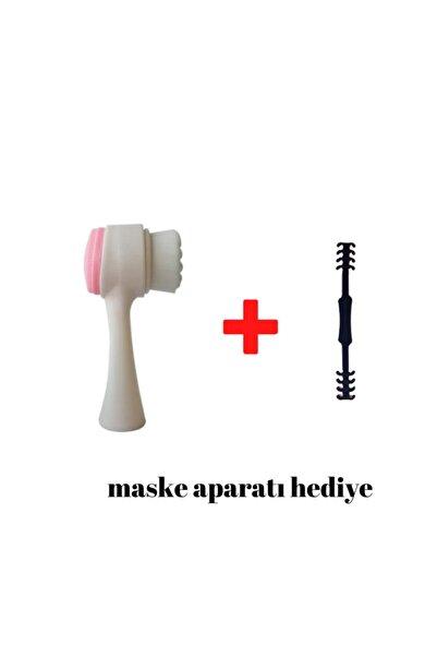 Nano Absolute Yüz Temizleme Fırçası + Maske Kulak Aparatı Hediye