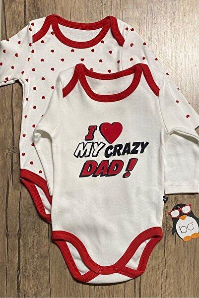 BABYCOOL I Love My Crazy Dad Body 2li Set