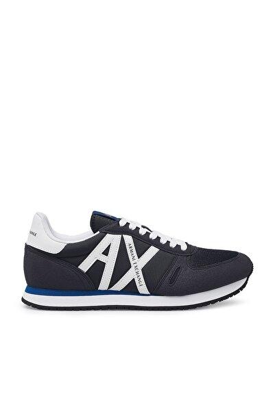 Armani Exchange Erkek Lacivert Ayakkabı Xux017 Xcc68 K487