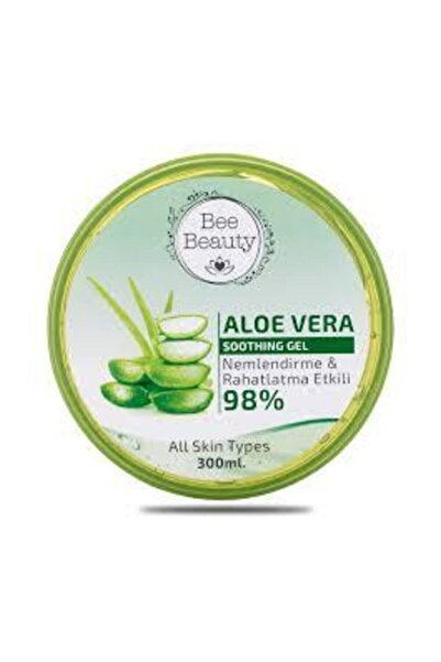 Bee Beauty Aloe Vera Nemlendirici Jel 300 Ml 50754899399937