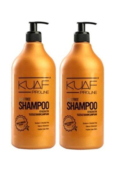 Kuaf Tuzsuz Şampuan 1000 ml X 2 Adet Tuzsuz
