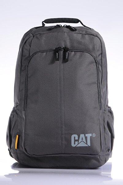 Cat Ct83514-06 Gri Unısex Sırt Çantası