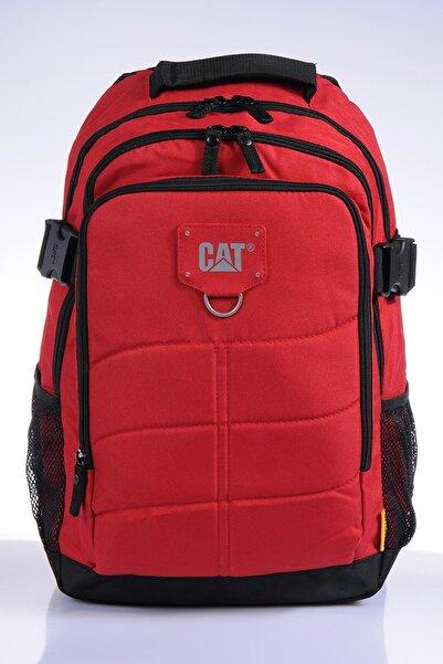 Cat Ct83435-34 Kırmızı Unısex Sırt Çantası