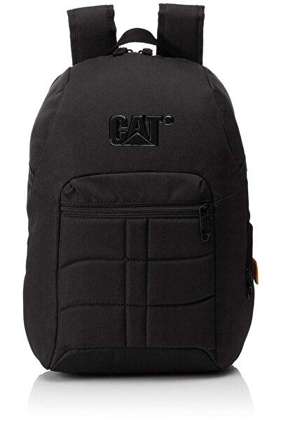 Cat Ct83523-01 Siyah Unısex Sırt Çantası