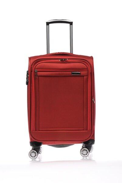 Fossil Fsy1110-s Kırmızı Unısex Kabin Boy Valiz