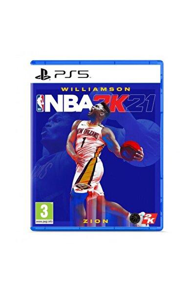 2K Games NBA 2K21 PS5 Oyun