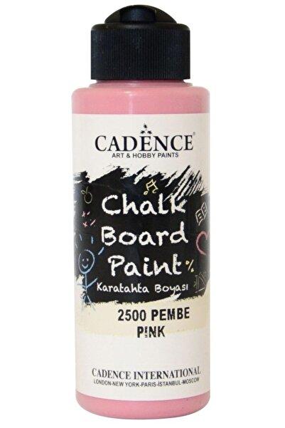 Cadence 2500 Pembe Kara Tahta Boyası