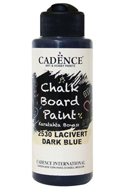 Cadence 2530 Lacivert Kara Tahta Boyası