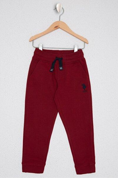 U.S. Polo Assn. Erkek Çocuk Kirmizi Pantolon