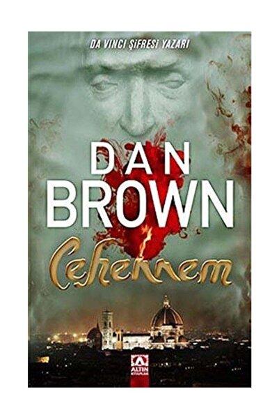 Altın Kitaplar Cehennem Dan Brown