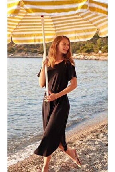 Kadın Lacivert Elbise 8748