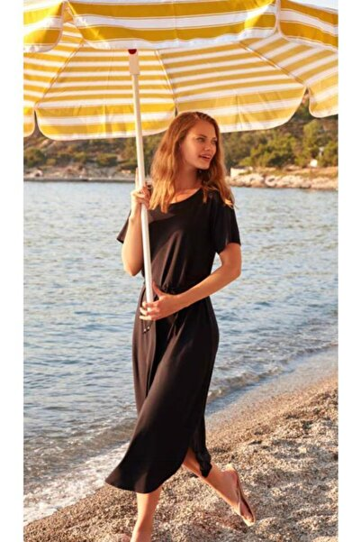 Penyemood Kadın Lacivert Elbise 8748