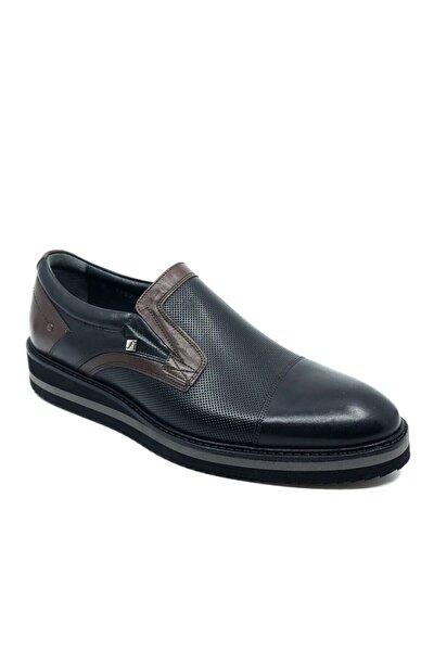 Fosco Erkek Siyah Klasik  Eva  Ayakkabı  43