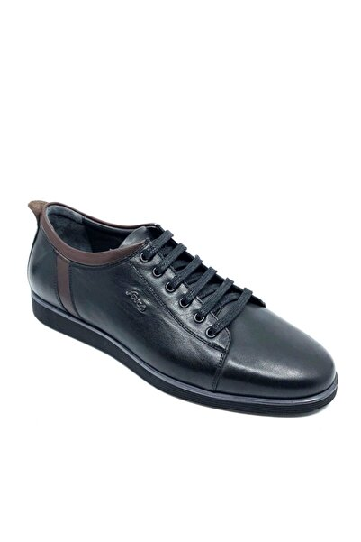 Fosco Erkek Siyah Günlük Ayakkabı