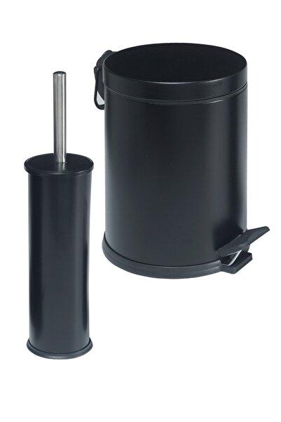 Foreca Siyah 2'li Banyo Seti