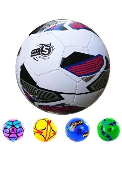 Liggo Futbol Topu Makina Dikişli 5 No 220 gr