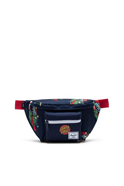 Herschel Supply Co. Unisex Lacivert Bel Çantası