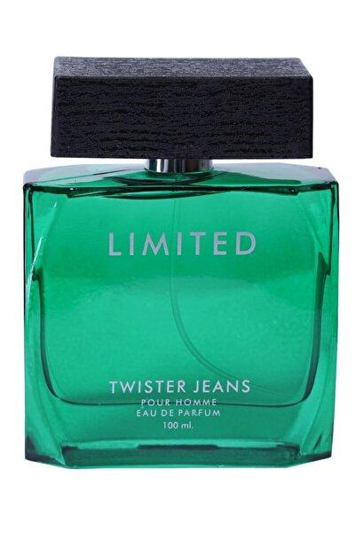 Twister Jeans Erkek Lımıted Parfüm 100 Cc Yesıl