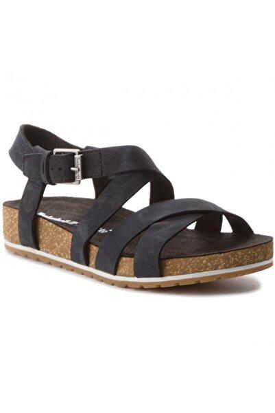 Timberland Kadın Siyah Spor Sandalet