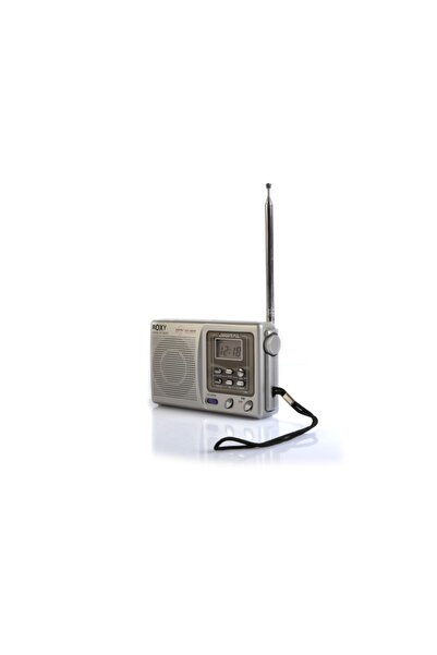 Roxy Rxy-300 Cep Tipi Taşınabilir Am / Fm Radyo Alarmlı Pilli Radyo