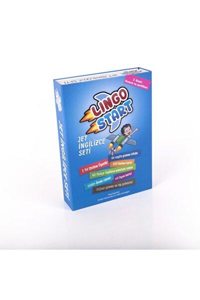 Lingo Start Jet Ingilizce Seti Ingilizce Kelime Kartları Gramer Kitabı Oyun Kartları Online Üyelik