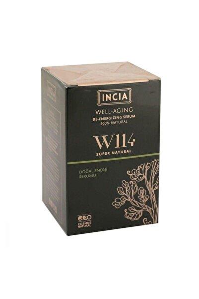Incia Well-aging Doğal Enerji Serumu 10ml