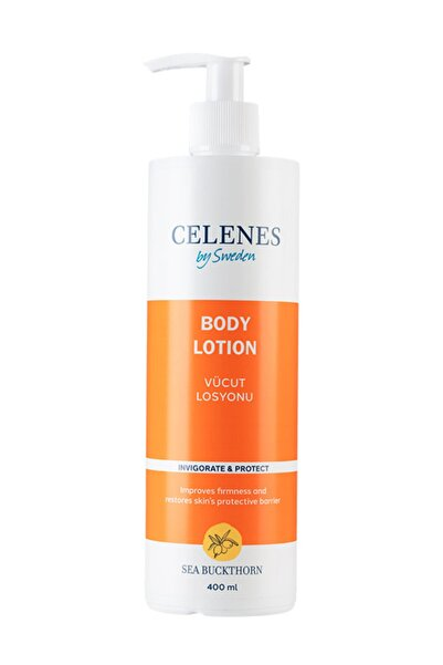 Celenes by Sweden Celenes Sea Buckthorn Vucut Losyonu 400ml