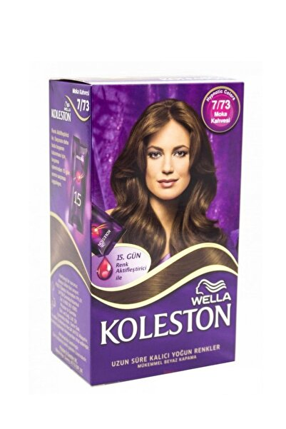 Koleston Set Saç Boyası 7 73 Moka Kahvesi