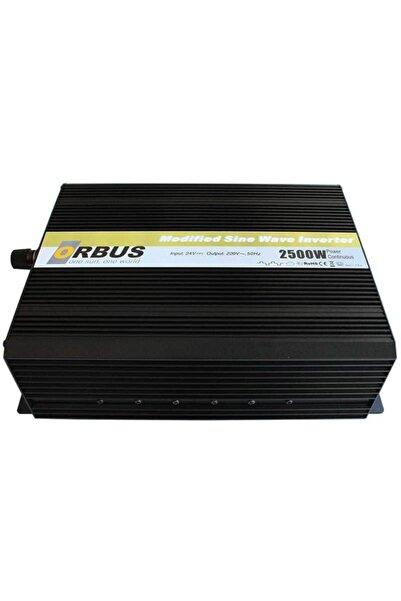 OEM Inverter 2500w 24v Orbus Modıfıeld Sınus Ms24-2500