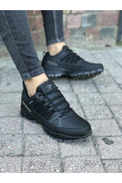 Bewild Erkek Siyah Trakking Ayakkabı