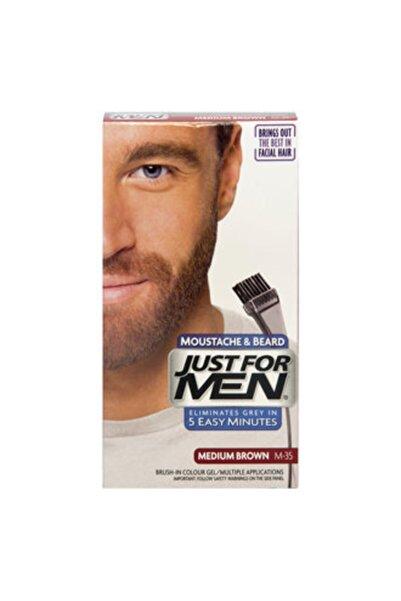 Just For Men Sakal Bıyık Boyası Orta