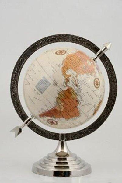 Skygo Dönen Dekoratif Dünya Yer Küre Hediyelik Okul Gereçleri Harita
