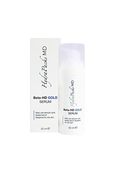Hydra Packs Facial Beta-hd Gold Cilt Serumu