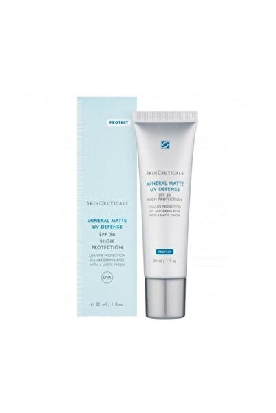 SkinCeuticals Mineral Matte Uv Defense Spf30 High Protection 30 Ml
