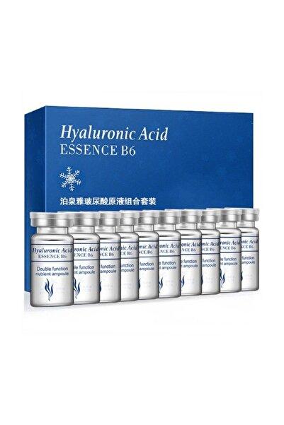 ESSENCE B6 10 Adet X 5ml Vitamin Dermapen Hyaluronik Asit Ampül Serum Seti