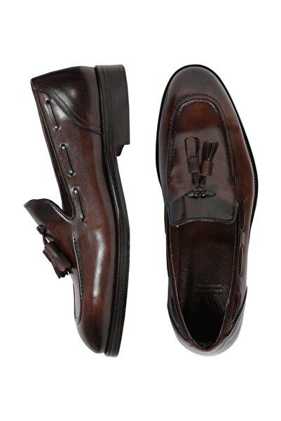W Collection Erkek Kahverengi Ayakkabı .v22 .44