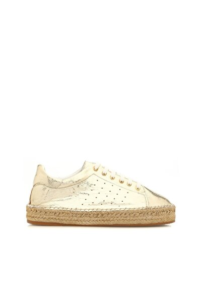 Network Kadın Gold (Altın Rengi) Ayakkabı 1068980