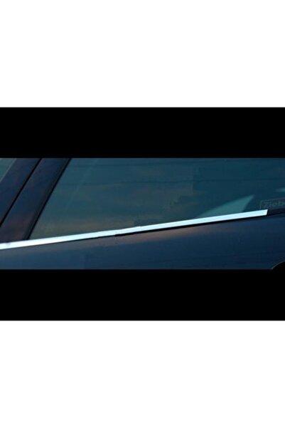Woc Chrome Woc Chrome Vw Polo Cam Çıtası 2001-2009 4 Parça Paslanmaz Çelik