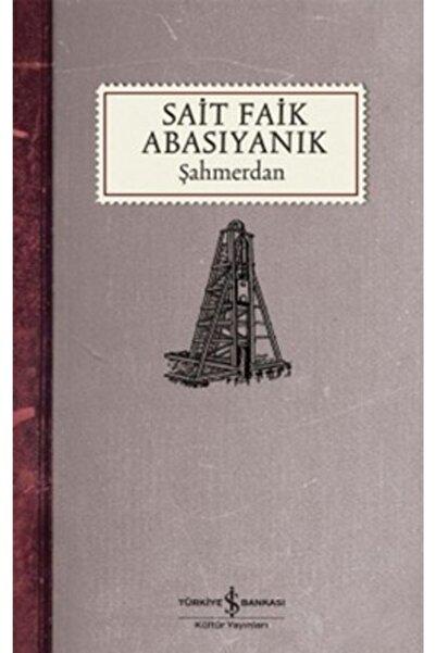 İş Bankası Kültür Yayınları Şahmerdan