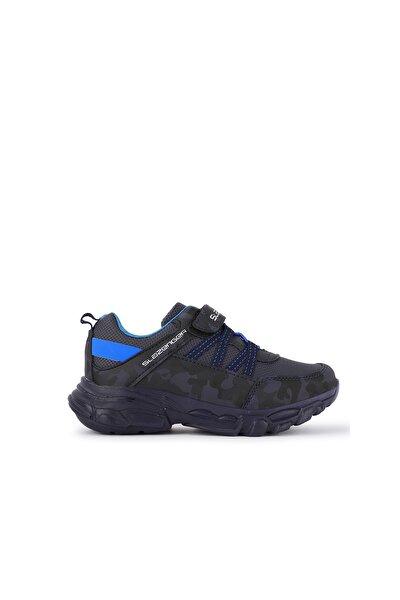 Slazenger Ovva Spor Çocuk Ayakkabı Laci / Mavi