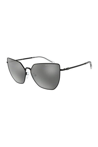 Armani Exchange Kadın Aynalı Güneş Gözlüğü 0ax2027s 60006g 59