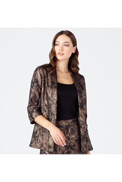 On Fashion Kadın Bakır Ekol On Ceket
