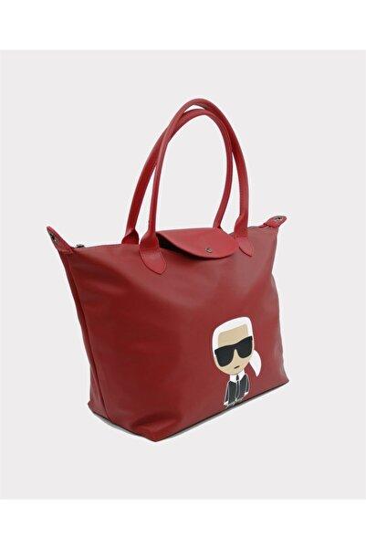 DSN Kadın Kırmızı Çanta