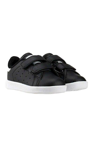 Jump Unisex Çocuk Siyah Spor Sneaker