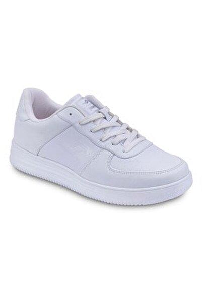 Kadın Beyaz Günlük Spor Ayakkabı 21516