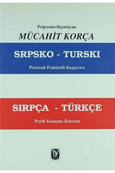 Tekin Yayınevi Sırpça- Türkçe / Pratik Konuşmalar Kılavuzu