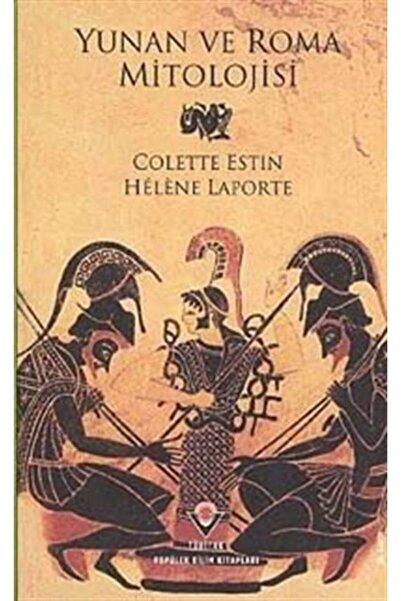 Tübitak Yayınları Yunan Ve Roma Mitolojisi